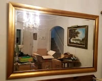 Large Hanging Wall Mirror - Moving Must Go Lorton, 22079