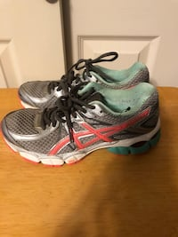 ASICS Gel Flux 2 Women's Size 6 Running Shoes-Grey Baltimore, 21236
