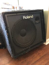 Black and gray Roland Keyboard Amp Murrells Inlet, 29576