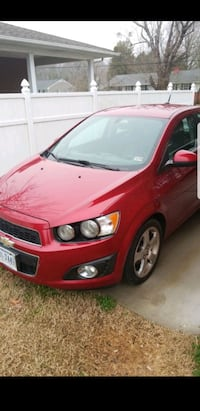 2013 Chevrolet Sonic Sedan LTZ Automatic Newport News
