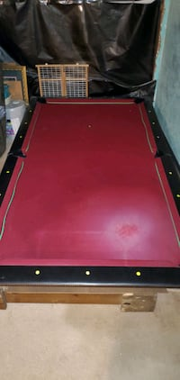 OBO Pool table MUST GO