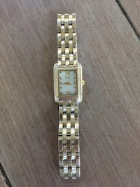 Citizen Eco-Drive Watch  w/ mother of pearl and diamonds 1951 mi