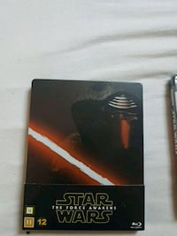 Stars wars the Force awakens ( Steelbook) Strusshamn