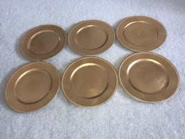 6 Plates charger