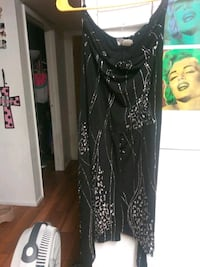 New Yrs Eve Womens Plus Strapless Evening Gown