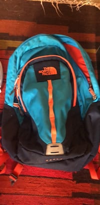 blue and black The North Face backpack Seattle, 98199