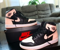 "Jordan 1 ""Crimson tint"" Size 8.5 good condition 180$ or best offer ! Fredericksburg, 22401"