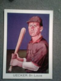 Uecker baseball card  Aurora, 47001