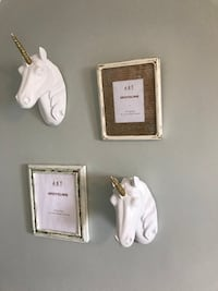 Unicorn wall hanging girls room home Decor  Kensington, 20895