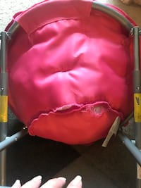 Kids chair probably good for up to 4-5yrs Edmonton, T6B 0E3