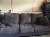 Couch bought 9 month ago asking $300 worth 999$ at leon  Edmonton