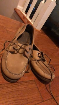 Sperry Shoes Mens (Leather Boat/Dress Shoes) Fairfax, 22032