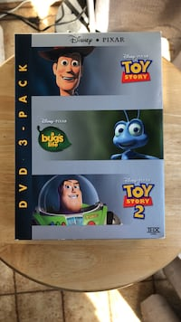 Toy Story DVD Movie Collection