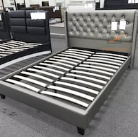 Brand new queen size platform bed frame  Silver Spring, 20902
