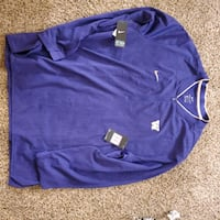 Nike UW thermal half zip size 3XL NEW WITH TAGS