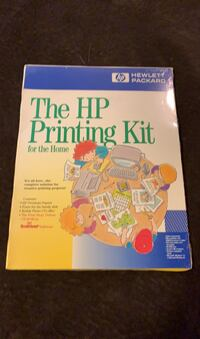 HP printing kit/label maker/ business card kit Saint Cloud, 56301