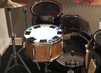 Tidal drum works custom snare drum  Reston, 20190