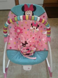 Bright Starts Minnie Mouse Bouncer Seat Sicklerville, 08081