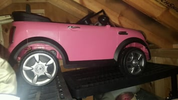TOY CAR/Mini Cooper 5 w/charger