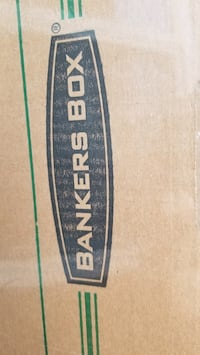 Bankers box 10ps