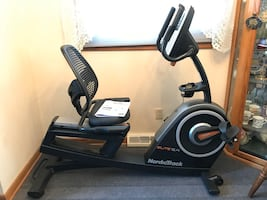 NordicTrack Elite 5.4 Recumbent Exercise Bike