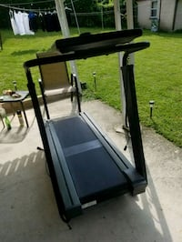 black and gray automatic treadmill Catonsville, 21228