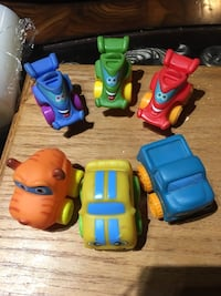 assorted-color plastic toy lot Madison, 35757