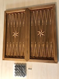 Backgammon New Glendale, 91201
