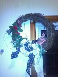 Christmas floral wreath Winchester, 22601