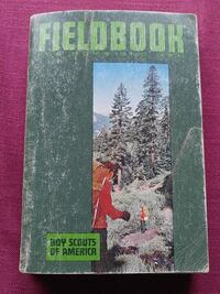 1967 Boy Scouts of America Fieldbook
