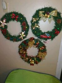 Christmas wreathes and c.canes Derry, 03038