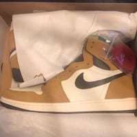 Rookie of the year 1s DEADSTOCK 1201 mi