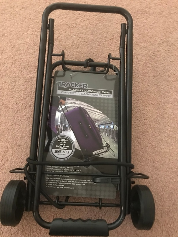 Luggage cart. Brand new  excellent quality