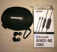 SHURE RMCE-BT1 SE215 BLUETOOTH KULAKLIK Zafer, 34194