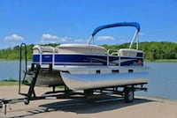2014 Sun Tracker Party Barge 18 DLX Maryland
