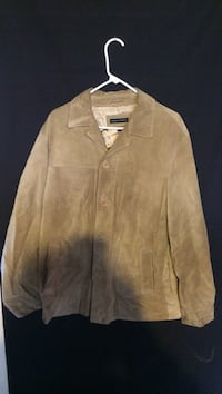 Sz. M Men's Banana Republic Suede Jacket West Allis, 53214