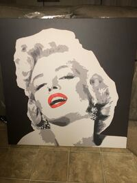 Marilyn Monroe picture frame Richmond, 94806