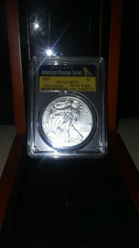 Affordable First Strike PCGS PRESTIGE SERIES Revere, 02151