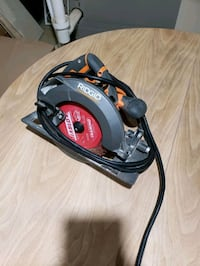 Rigid 15 Amp Circular Saw