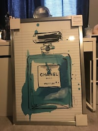 Brand New Chanel Picture, XL Richmond Hill