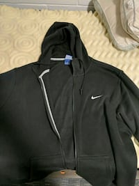 black Nike zip-up hoodie Erie, 16504