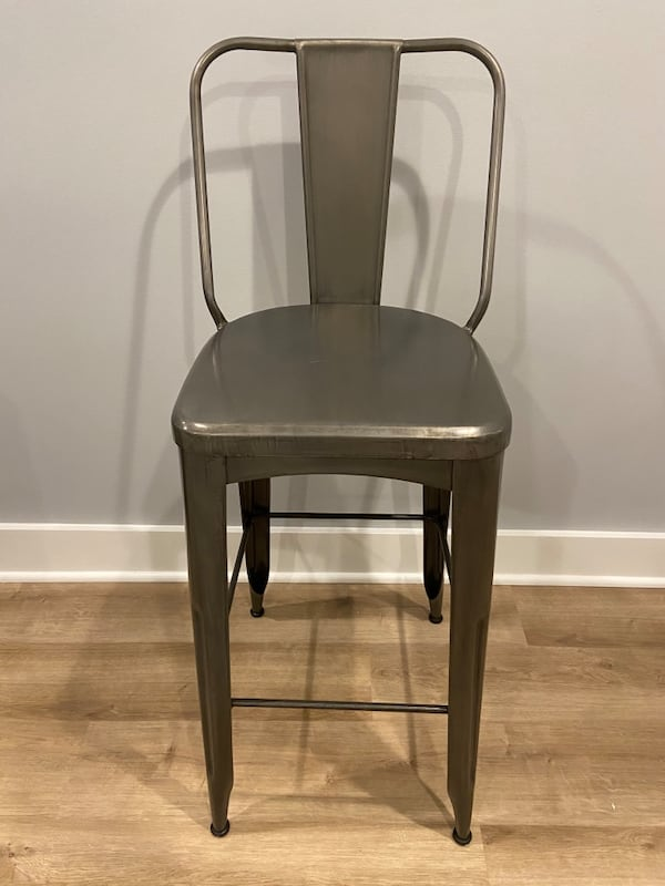 Barstool Set of 4 3