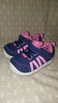2 Pairs of Size 4 Baby Girl Shoes Independence, 64052