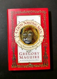 A lion among men (hard cover w/sleeve)