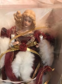 Christmas top angel lighted Whitchurch-Stouffville, L4A 2C9