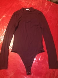 Dark red 1 piece shirt  Brampton, L6T 4S6