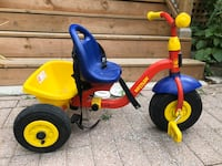 KETTLER KIDS TRICYCLE - EXCELLENT CONDITION Toronto, M4M