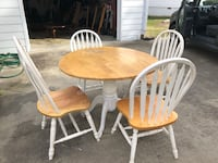 Sturdy table sturdy chairs Raleigh, 27604