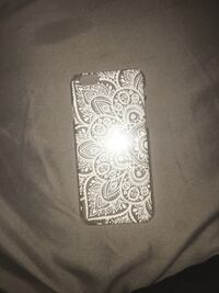 white and gray floral iPhone case Cambridge, N1P 1J6