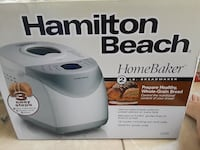 Hamilton beach homebaker Margate, 33063